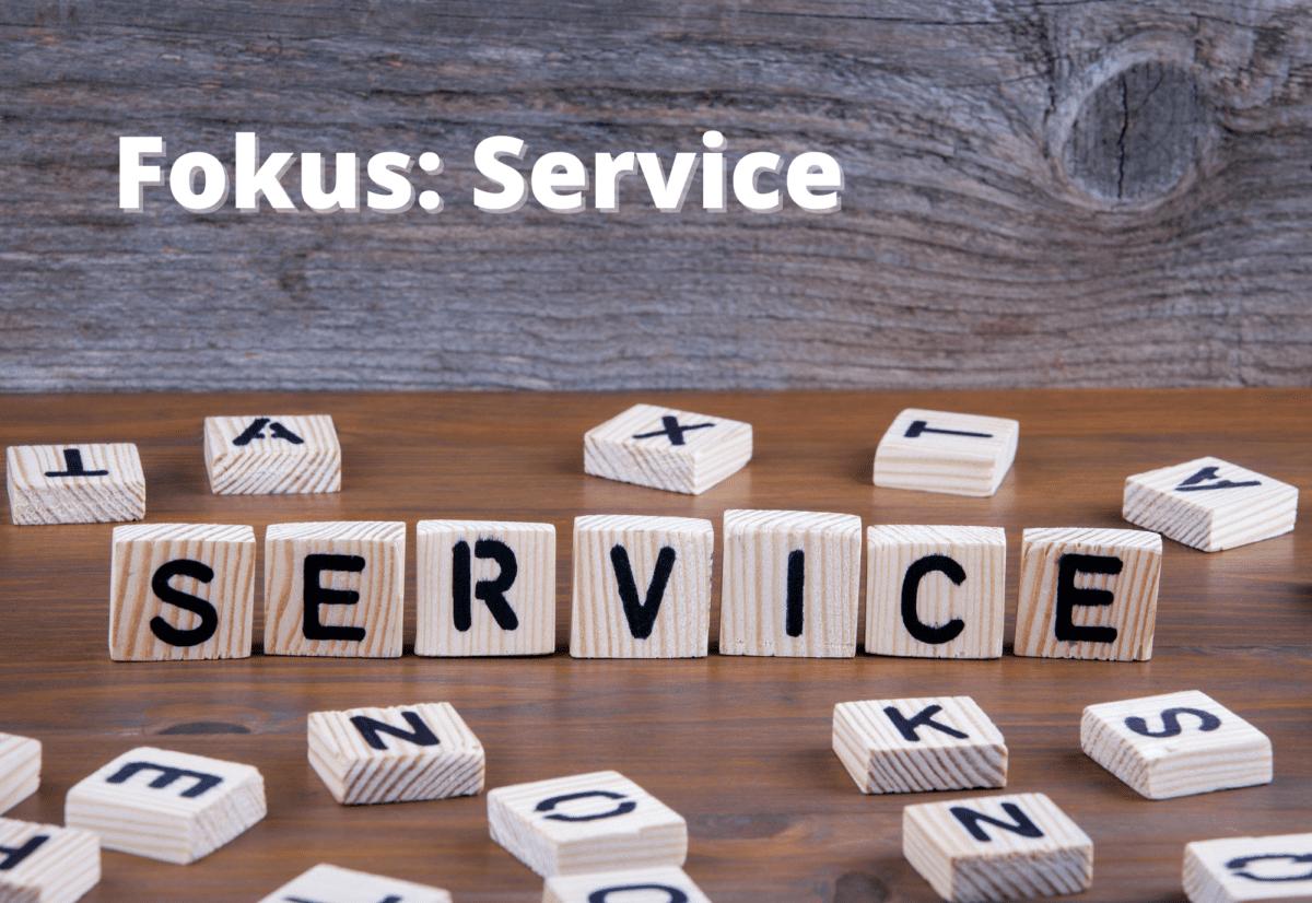 3 konkrete KPI eksempler - Service
